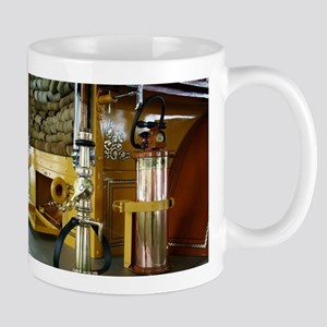 Firefighter gear and equipment 1 Mugs
