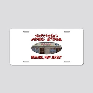 Satriale's Pork Store Aluminum License Plate