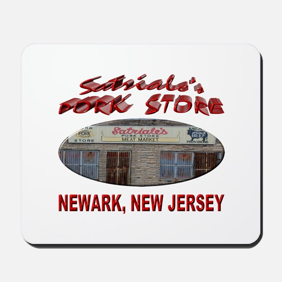 Satriale's Pork Store Mousepad