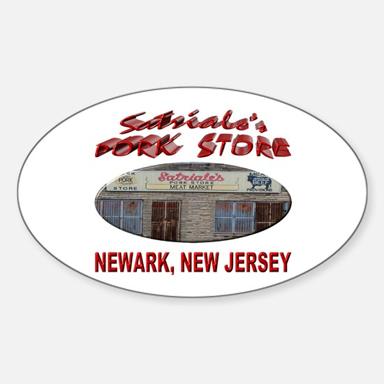 Satriale's Pork Store Decal