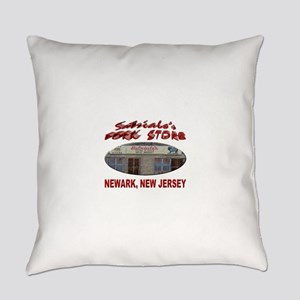 Satriale's Pork Store Everyday Pillow