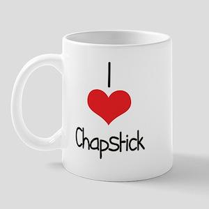 Chapstick Mug