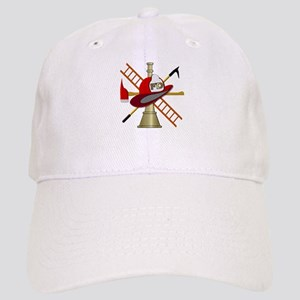 Fire department symbol Cap