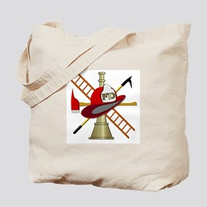 Fire department symbol Tote Bag