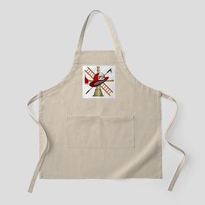Fire department symbol Apron