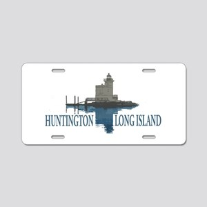 Huntington - Long Island Ne Aluminum License Plate