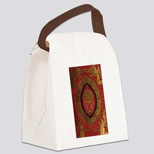 Means of Grace Canvas Lunch Bag