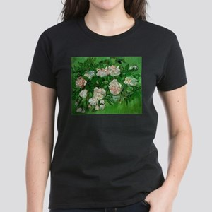 Pink Roses by Vincent van Gogh T-Shirt