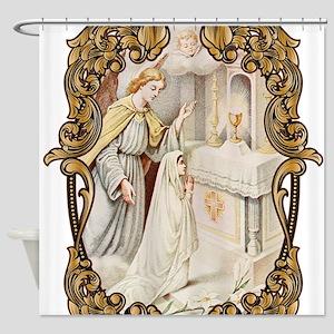 Light of the Altar Shower Curtain