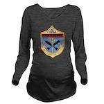 USS JOHN R. PERRY Long Sleeve Maternity T-Shirt