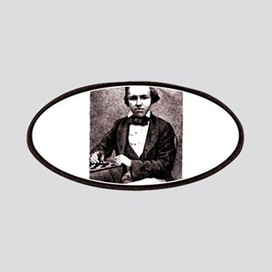 Chess player Paul Charles Morphy American Ch Patch