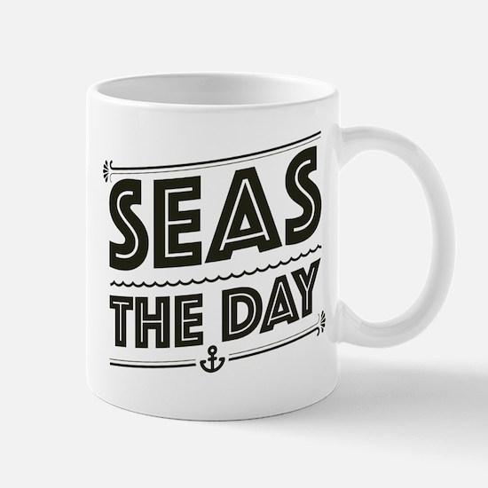 Seas The Day Mug