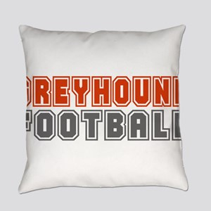 GREYHOUNDFB3 Everyday Pillow