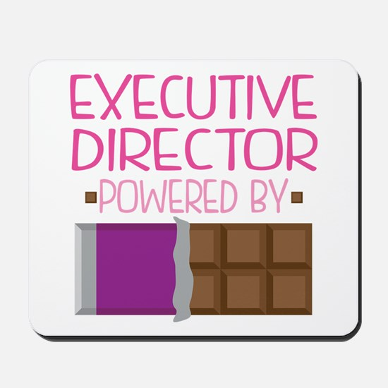 Executive Director Mousepad