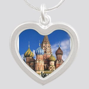 Saint Basil's Cathedral Russian Orthodox Necklaces
