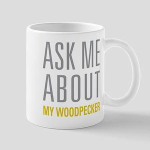 My Woodpecker Mugs
