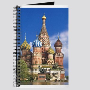 Saint Basil's Cathedral Russian Orthodox C Journal
