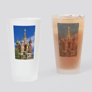 Saint Basil's Cathedral Russian Ort Drinking Glass