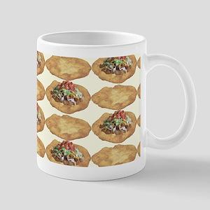 Frybread ala Taco Mug