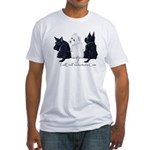 TailEndProductions.Com Fitted T-Shirt