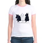 TailEndProductions.Com Jr. Ringer T-Shirt