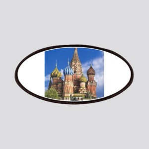 Saint Basil's Cathedral Russian Orthodox Chu Patch