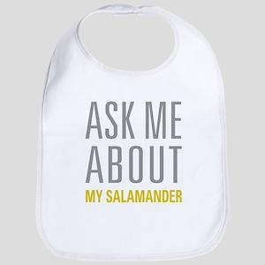 My Salamander Bib