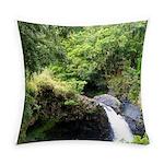 Maui_falls Everyday Pillow