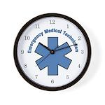 EMT Emergency Wall Clock