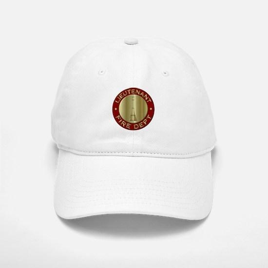 Lieutenant fire department symbol Hat