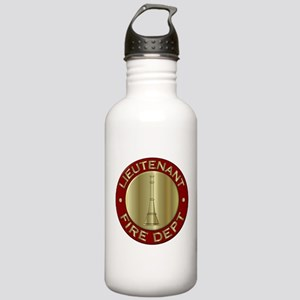 Lieutenant fire depart Stainless Water Bottle 1.0L