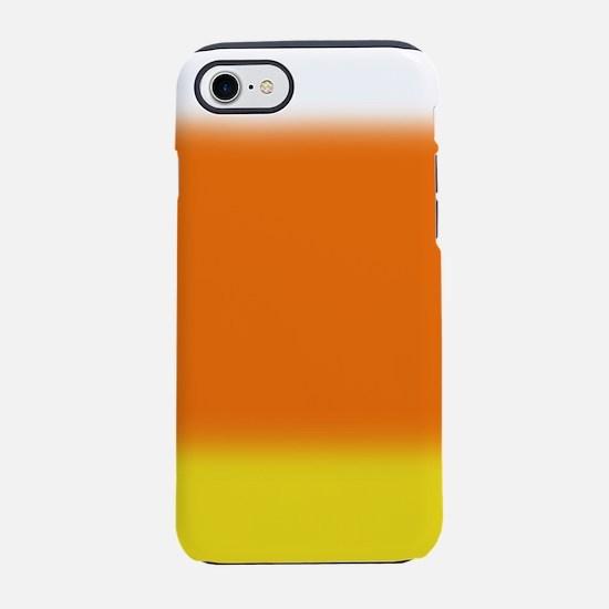 Candy Corn Ombre iPhone 7 Tough Case