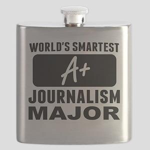 Worlds Smartest Journalism Major Flask