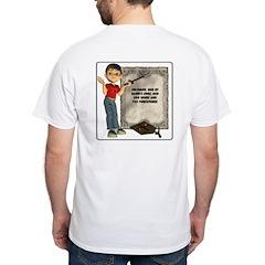 Dennis Quotes (Solomon) - White T-Shirt