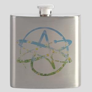 Springtime Atheist Flask