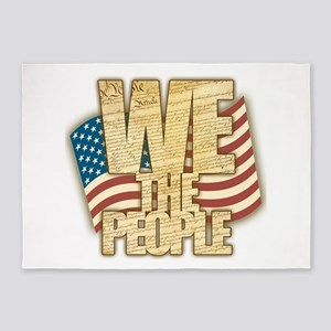 We The People 5'x7'Area Rug
