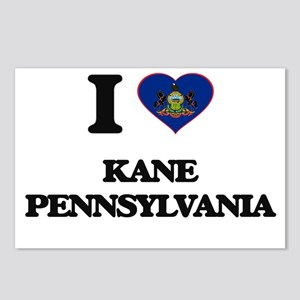 I love Kane Pennsylvania Postcards (Package of 8)