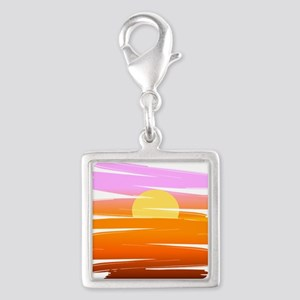 Tropical Sunset Charms