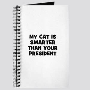 my cat is smarter than your p Journal