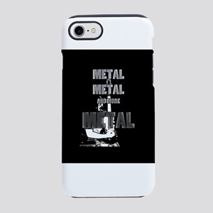 Metal, Metal and More Metal iPhone 7 Tough Case