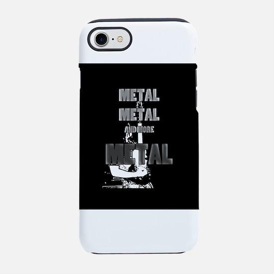 Metal, Metal and More Metal iPhone 7 Tough Case