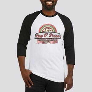 Cup O'Pizza Baseball Jersey