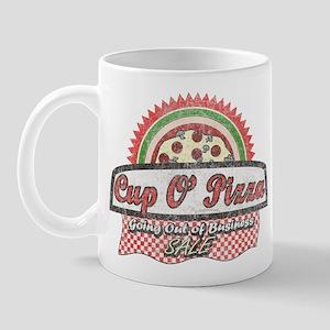 Cup O'Pizza Mug