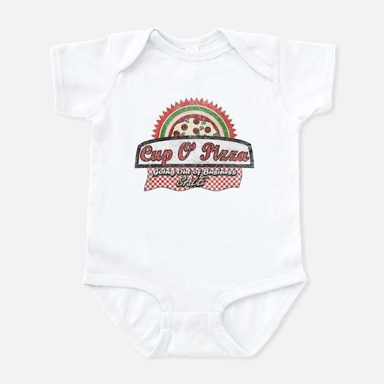 Cup O'Pizza Infant Bodysuit