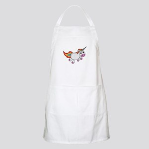 Cute Cartoon Unicorn Apron