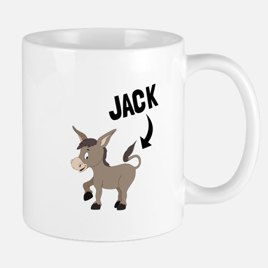 Jack Ass Mugs