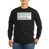 Train Long Sleeve Dark T-Shirts
