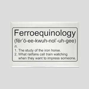 Ferroequinology Defined Magnets