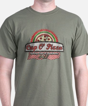 Cup O'Pizza T-Shirt