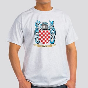 Bach Coat of Arms - Family Crest T-Shirt